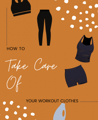 How to Take Care of Your Workout Clothes