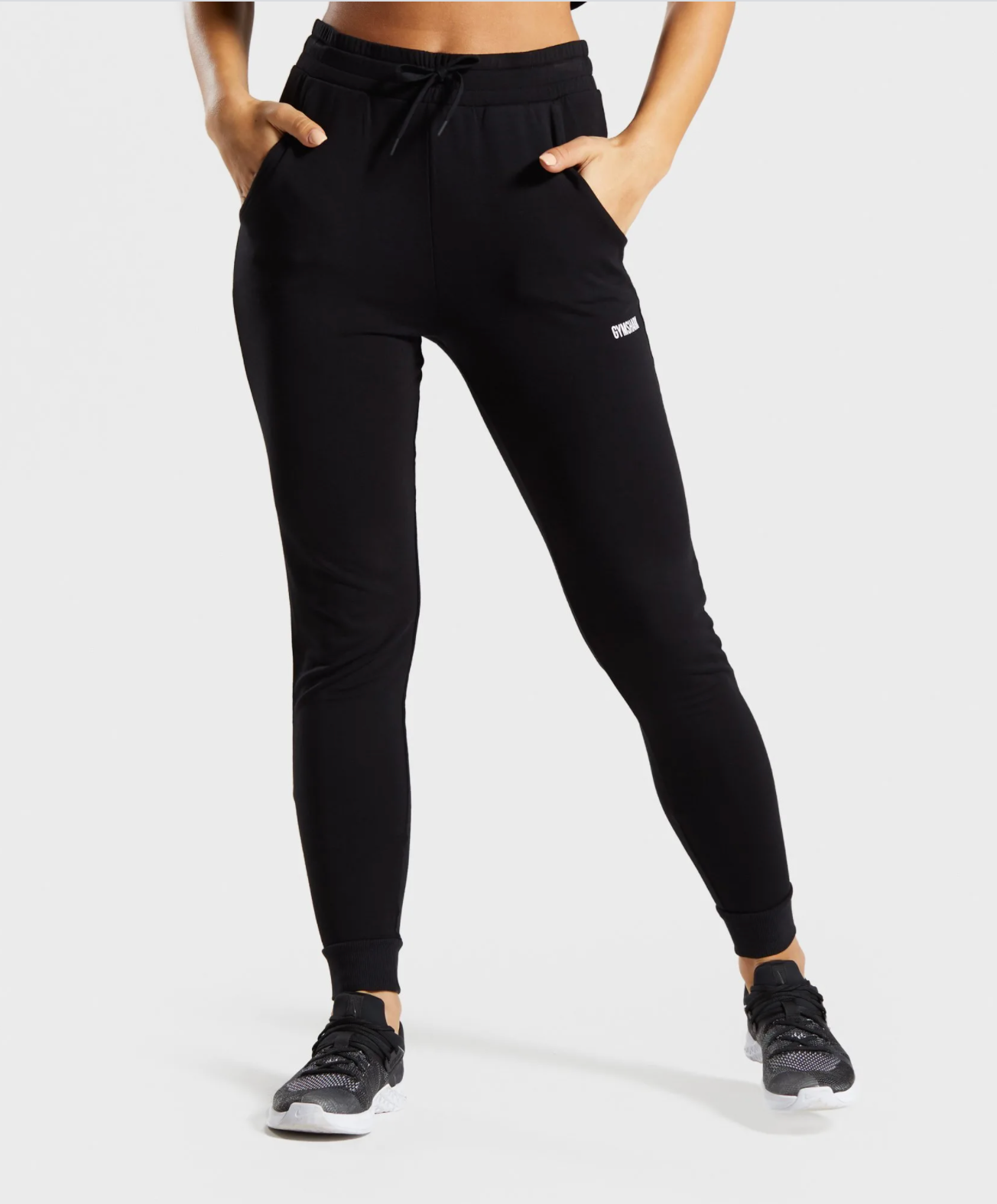 Gymshark Pippa training Joggers in Black