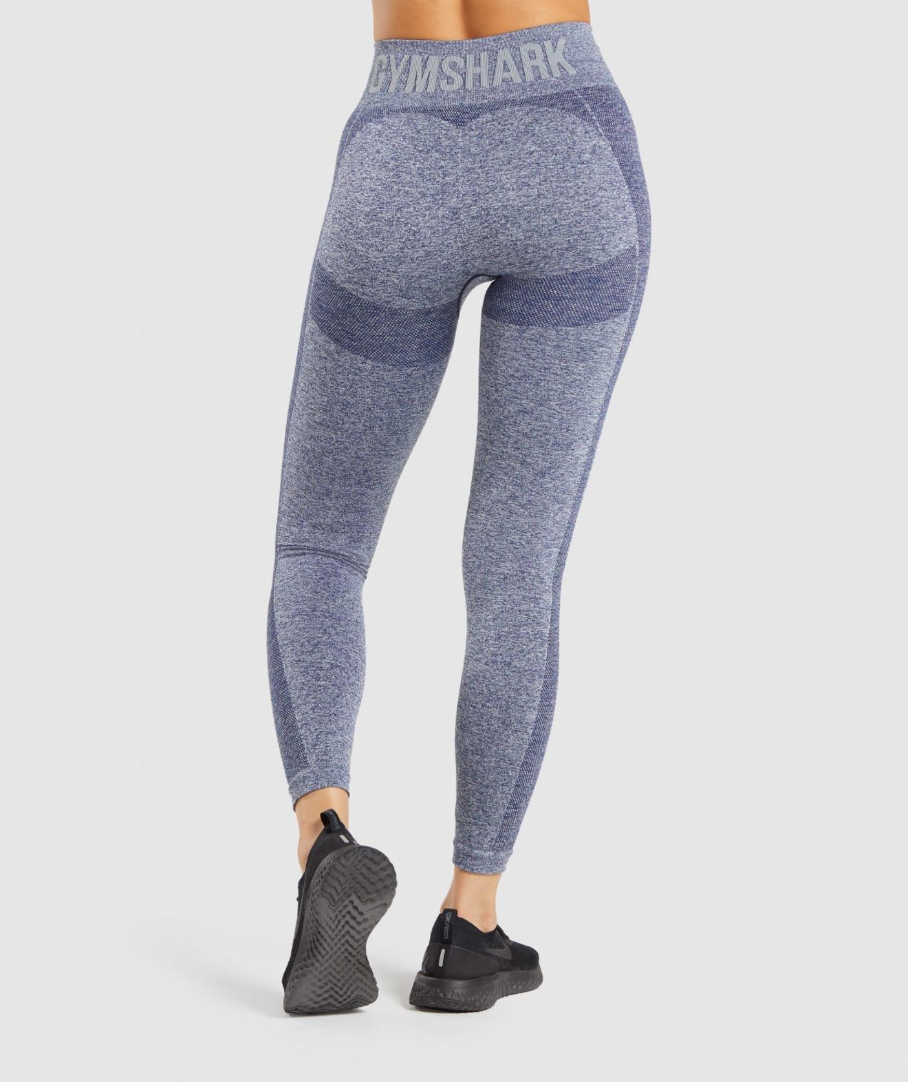 Gymshark flex high waisted leggings navy