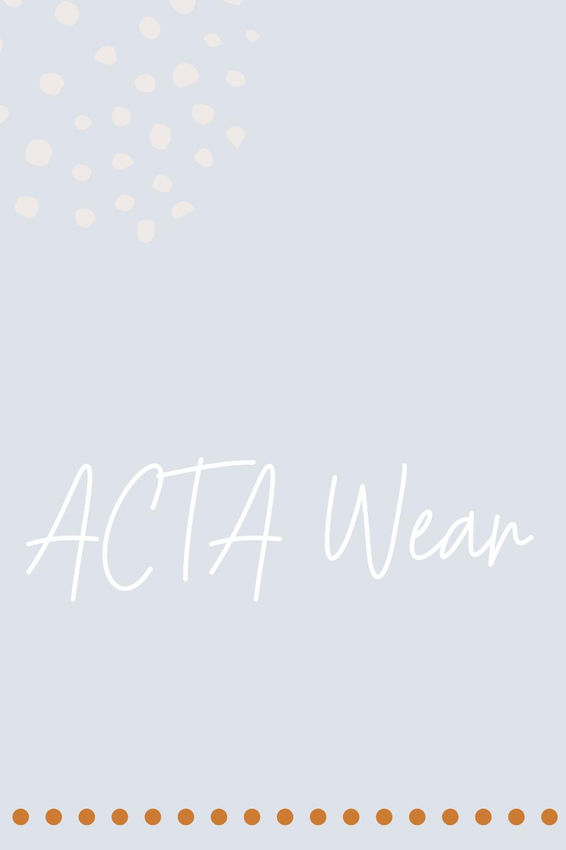 Acta Wear