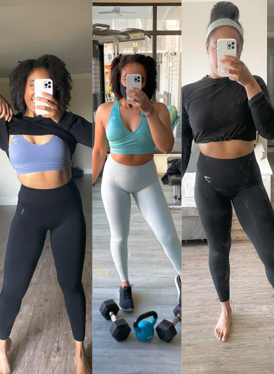 Workout Clothes and Activewear for Women | Gym Outfits I've Worn and Loved