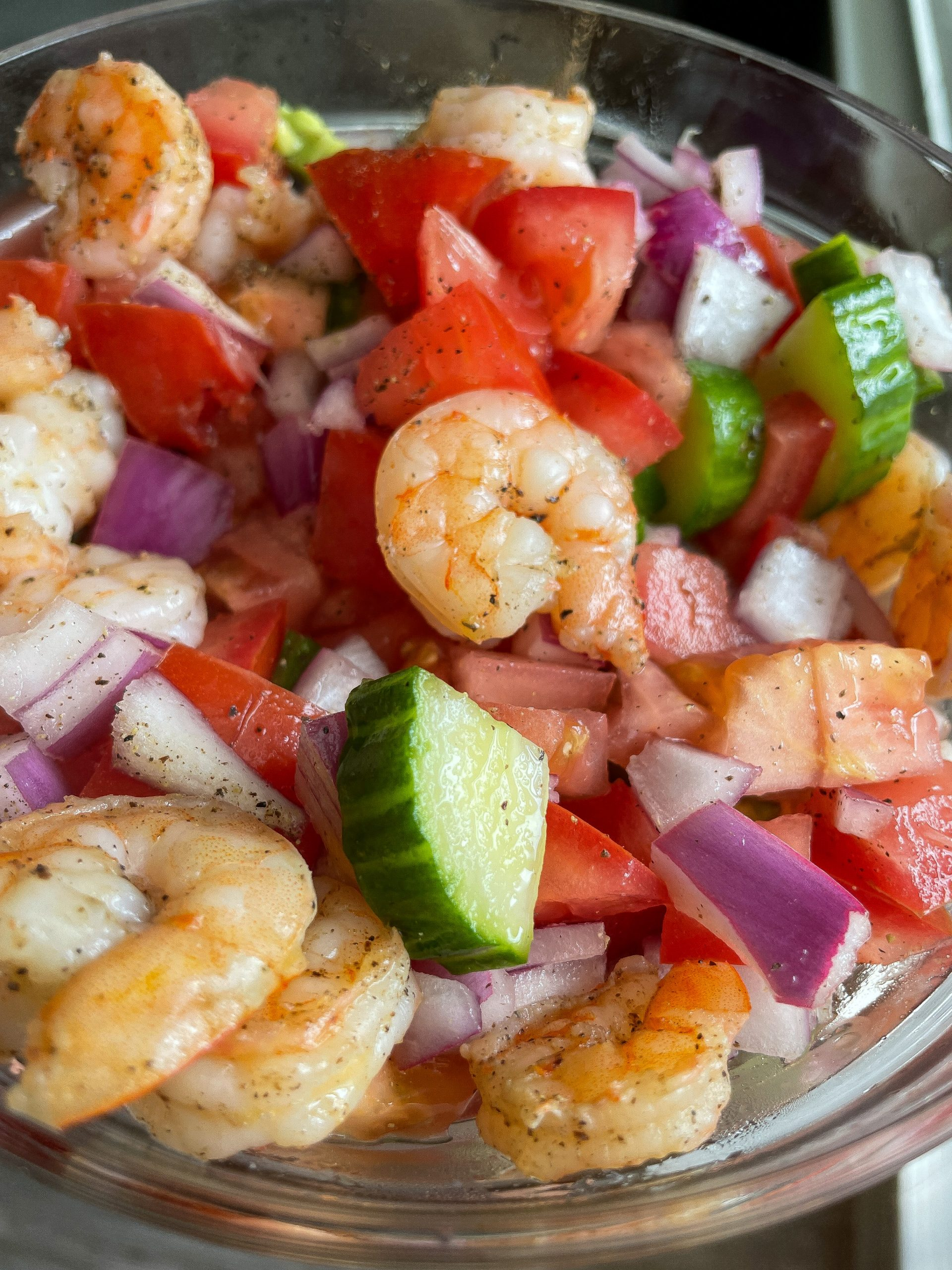 Low carb salad recipe
